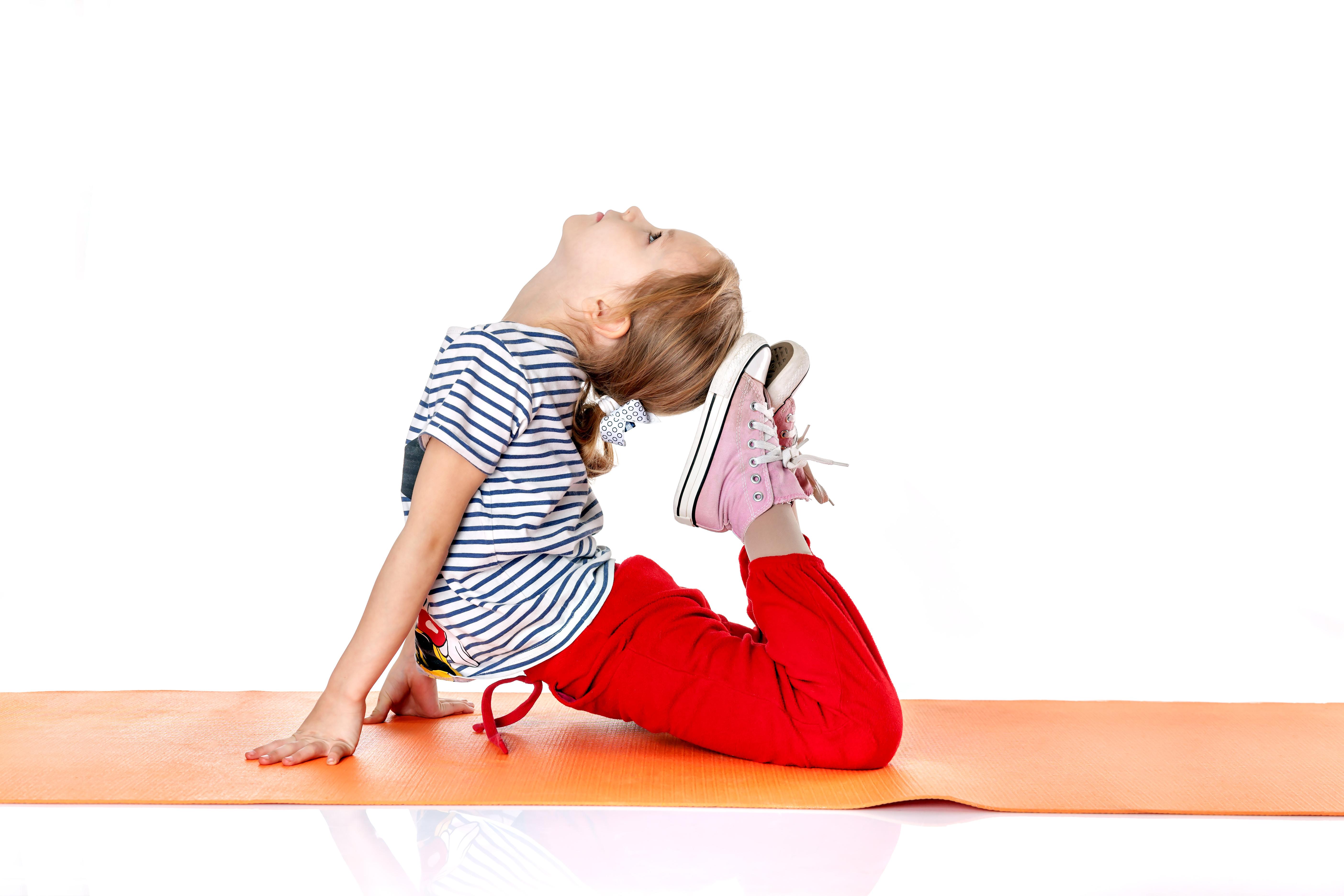 Yoga And Meditation With Kids