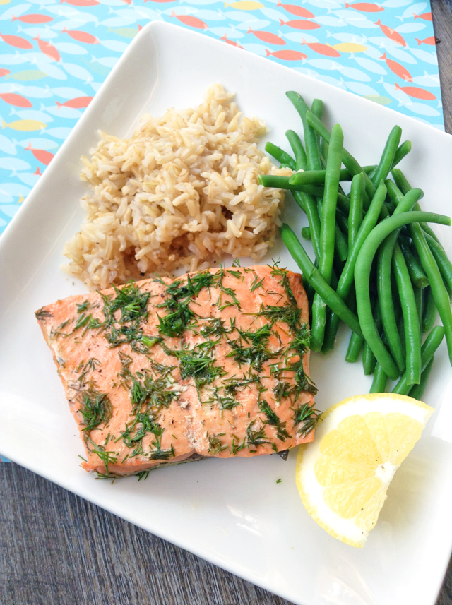10 Minute Instant Pot Salmon From Frozen Healthy