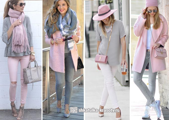 Bloemcombinatie in roze kleding