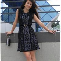 Платье-туника от Corey Lynn Calte