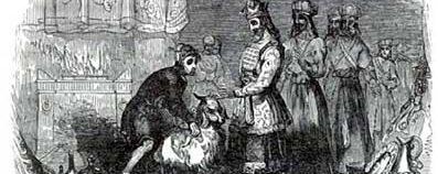 Prügelknabe, syndebuk, stedfortræder…