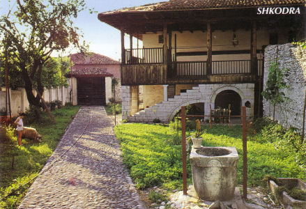 Një shtëpi e vjetër shkodrane