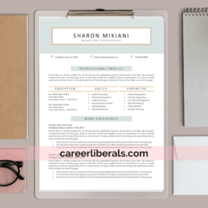 free resume templates 2