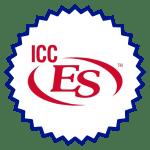 ICC-ES Certified