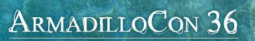 ArmadilloCon 36 Logo