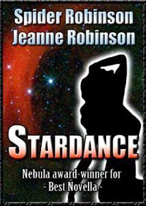 "Novella ""Stardance"" cover"
