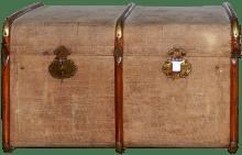 Steamer trunk (for novels)