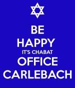 Be Happy and Pray - Carlebach nigun