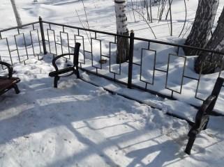 """Уголок пенсионера"" на Утиной заводи"