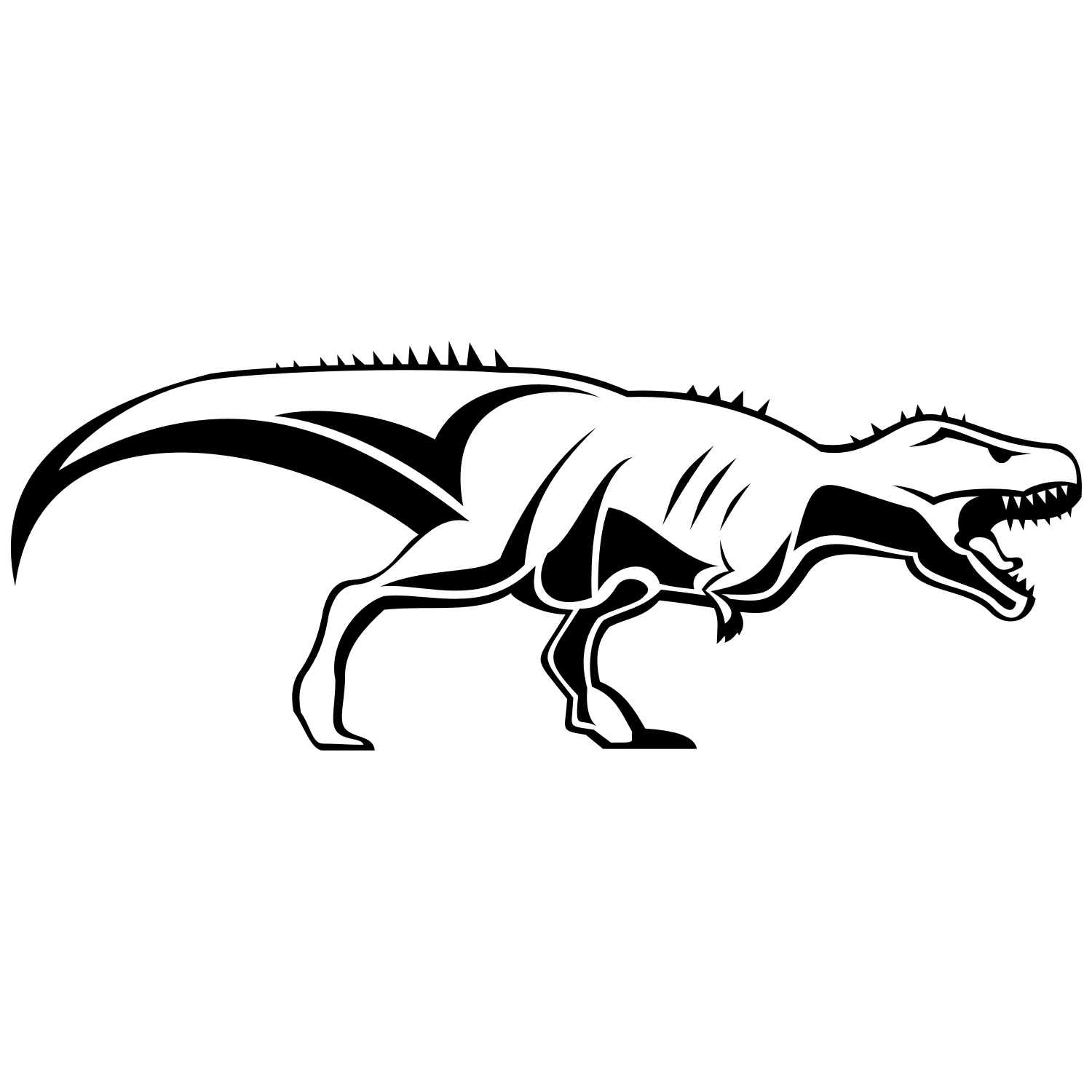 Vector For Free Use Tyrannosaurus Rex Vector