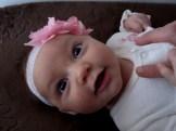 pretty girl, flower headband
