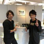 行くとイケメンになれる美容室!Noz 渋谷公園前通り店でカット!