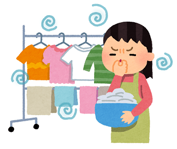 smell-laundry