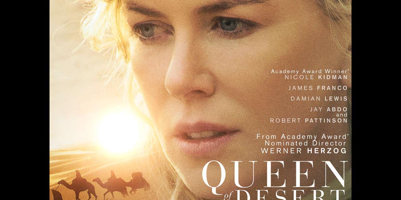 Queen Of The Desert (2017)