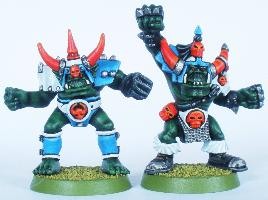 Two More Cannibal Black Orc Blockers