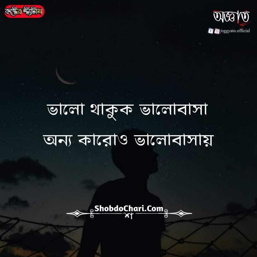 Best Sad Status in bengali