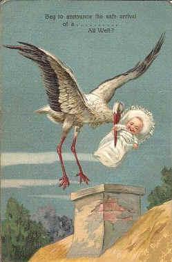 Vintage postcard http://www.magnushaines.com/postcards.htm