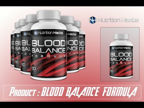 Blood Balance Formula Review - How Does it Work? CLICK TO KNOW