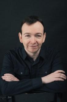 James Moran Headshot by Michael Gill