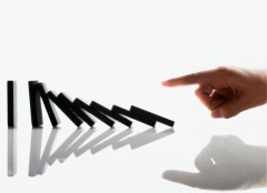 The domino effect of fundraising