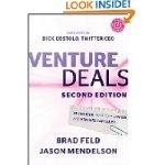 Book cover - Venture Deals