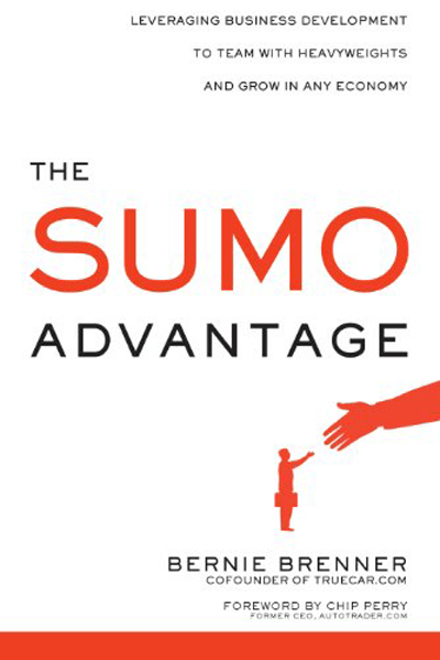 The Sumo Advantage by Bernie Brenner