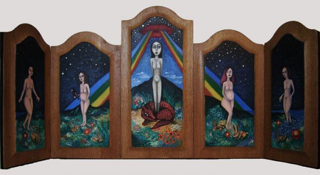 Les Cinq Pêchés Capiteux - 2012