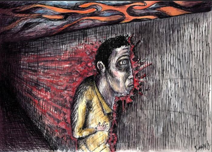 Suicide par Erosion - 2013