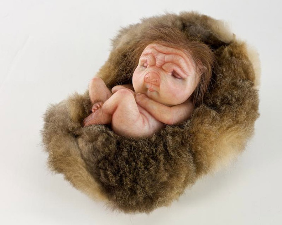 Patricia-Piccinini-The-Offering-2009