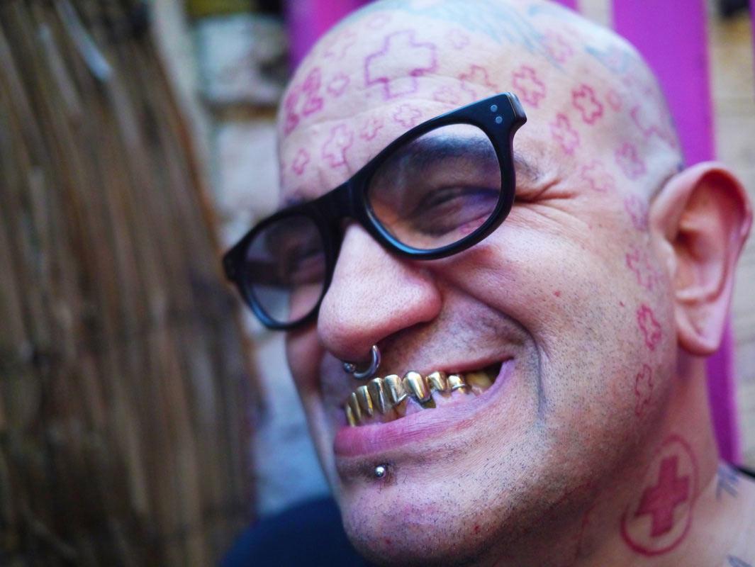 Franko B : Un artiste qui se donne à sang pour sang