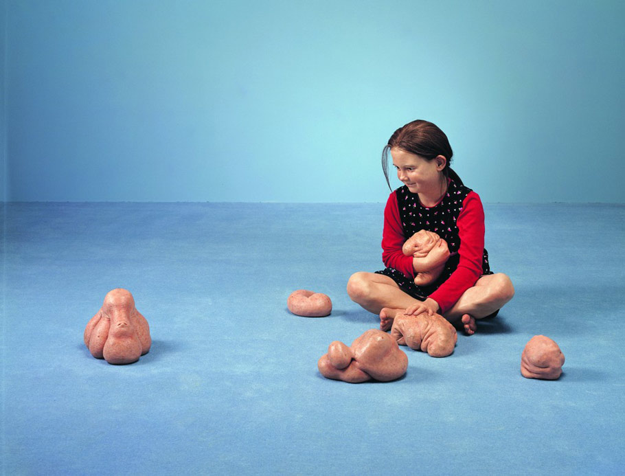 Patricia Piccinini, Still Life with Stem Cells, 2002