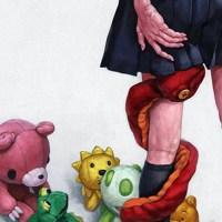 Kazuhiro Hori : l'écolière japonaise goût acide