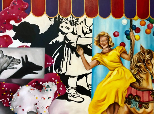 Lauren Mendelsohn-Bass | Sugar Coated, A Solo Exhibition at Truckee Meadows Community College