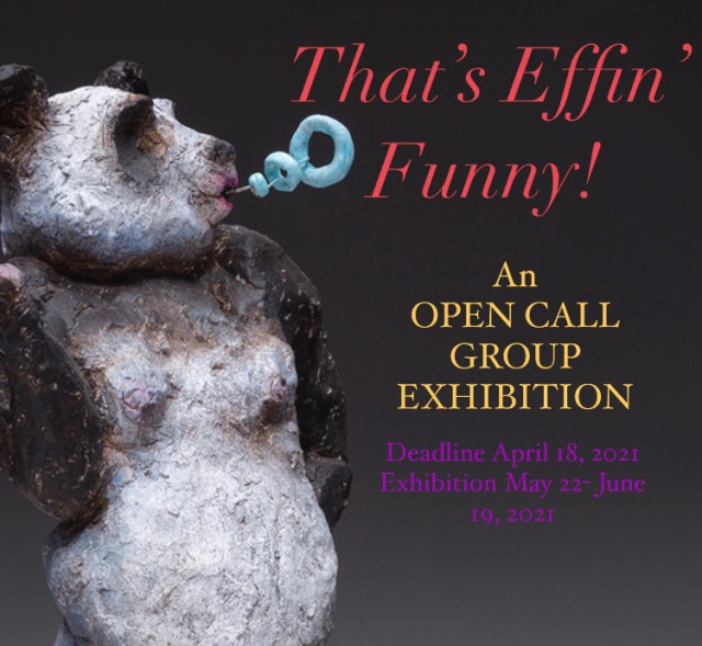 CALL FOR ART – That's Effin Funny!