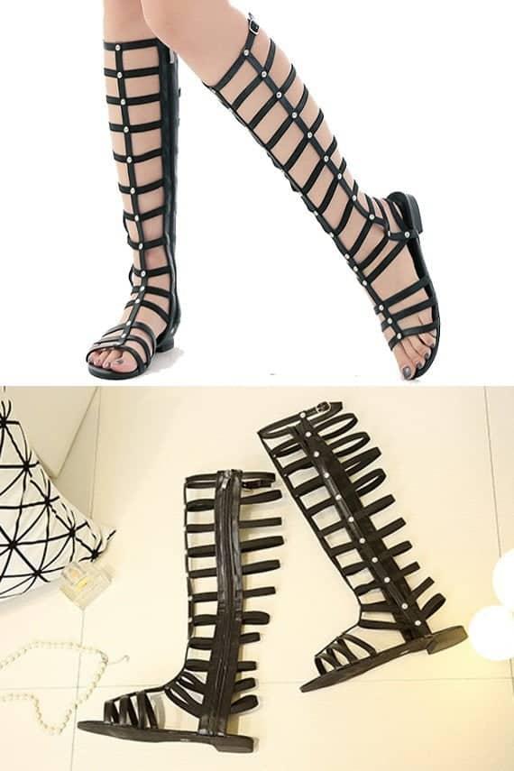 Imagini pentru sandale gladiator