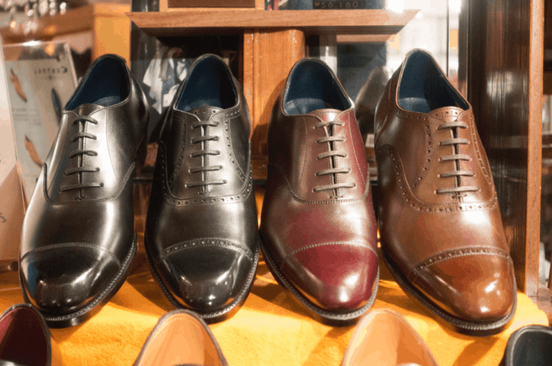 Central Shoes is another interesting Japanese brand.