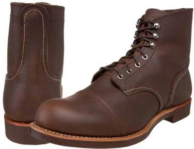 Iron Ranger by Red Wing Heritage