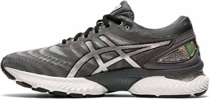 ASICS Men's Gel-Nimbus 22 Platinum Running Shoes