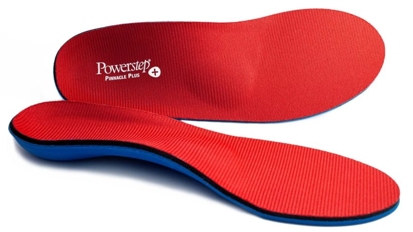 Powerstep Pinnacle Plus Arch Support Insoles