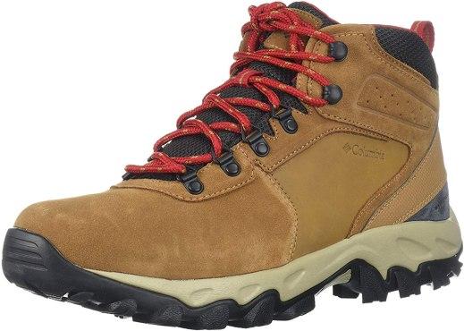 Columbia Men's Newton Ridge Plus Ii Suede Waterproof Hiking Shoe