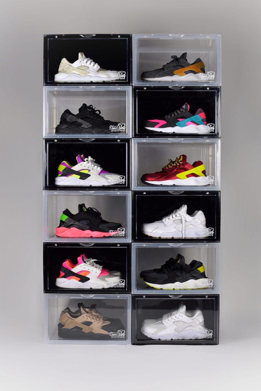 sneaker storage box side