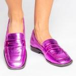 loafer sapato mule verão 2021 metalizado pink furta-cor shoes to love loja online calçados femininos tendencias (2)
