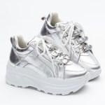 tenis sneaker chunky prata silver fivelas verão 2021 shoes to love loja online calçados femininos tendencias (22)