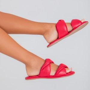 rasteira-feminina-lolla-acolchoada-vermelha-tendencia-shoes-to-love-loja-on-line