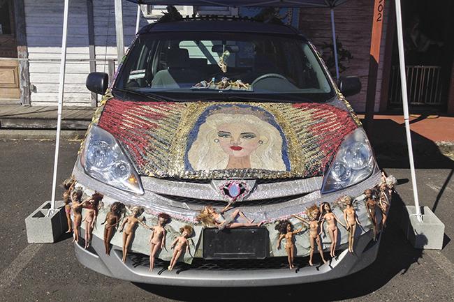 The Barbie Van