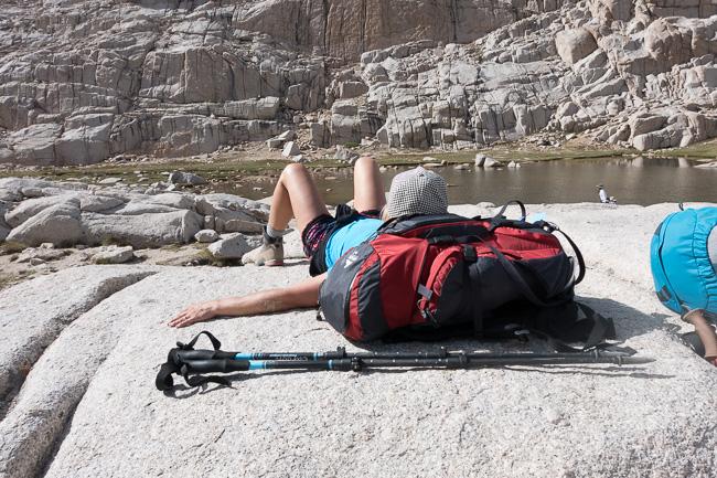 Trail Camp Break
