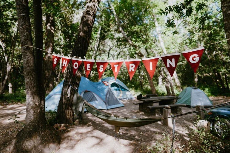 Pfeiffer Big Sur Campground by Ryan Tuttle