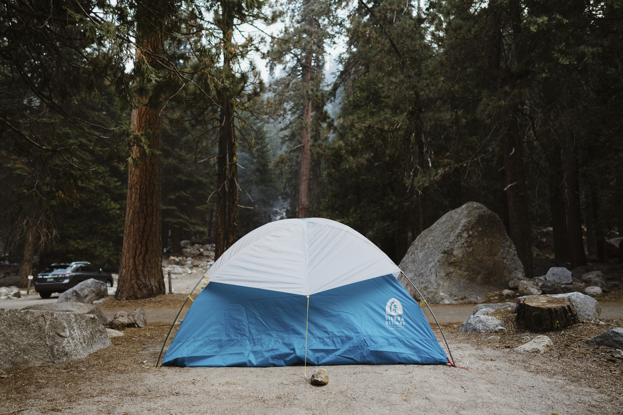 Of all three tents Summer Moon was also the easiest to pitch with no prior experience. & What To Pack: Camping in Sequoia National Park With Sierra Designs ...