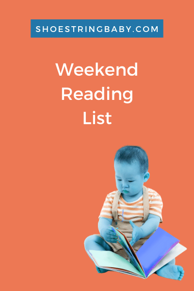 Weekend Reading List - April 10