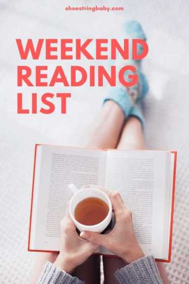weekend reading list
